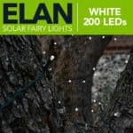 Win Rechargable Solar Lights RRP £25