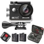 Muson 4K Sport Action Camera Giveaway RRP £140