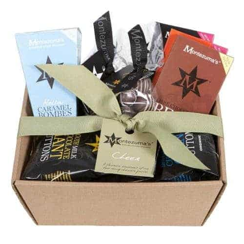 Montezuma are giving one of you the chance to win a chocolate hamper worth over £40.
