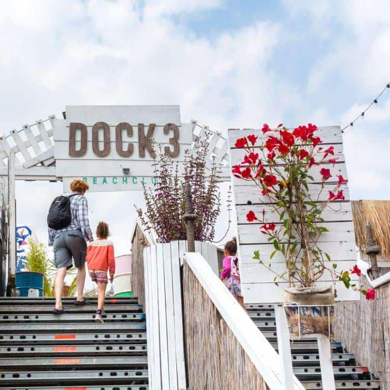 Beach bar - A City break guide to Hamburg packed full with top things to do in Hamburg, where to eat in Hamburg and why visit this habour town. recipesfromapantry.com #hamburg #thingstodoinhamburg