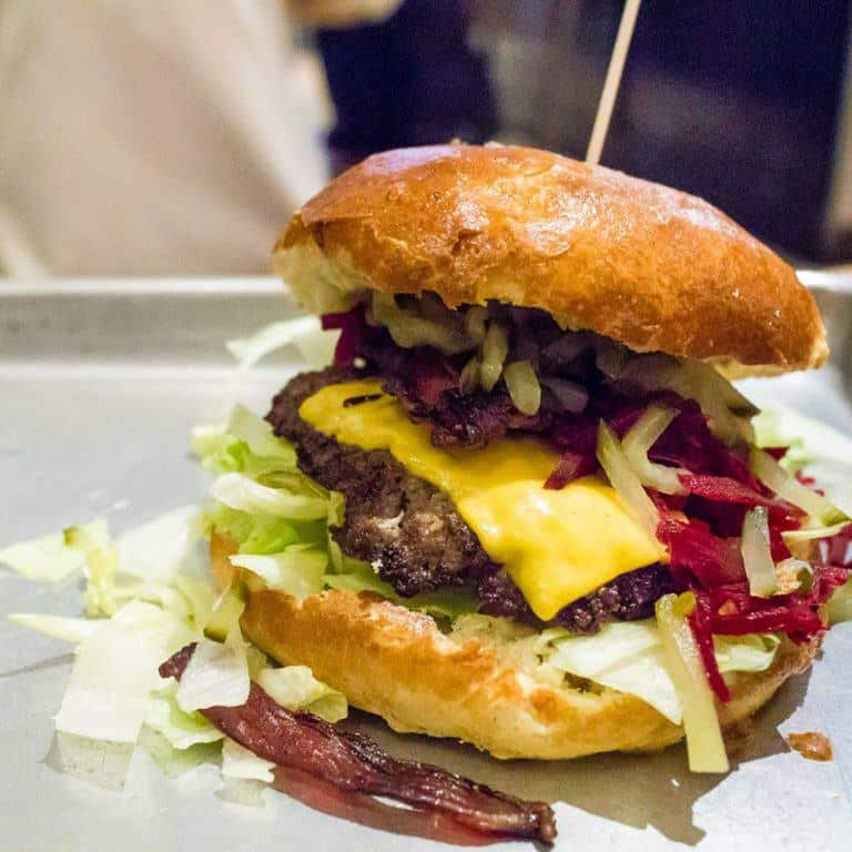 Burger -A City break guide to Hamburg packed full with top things to do in Hamburg, where to eat in Hamburg and why visit this habour town. recipesfromapantry.com #hamburg #thingstodoinhamburg