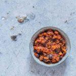 Caponata – Aubergine Stew {Vegan}