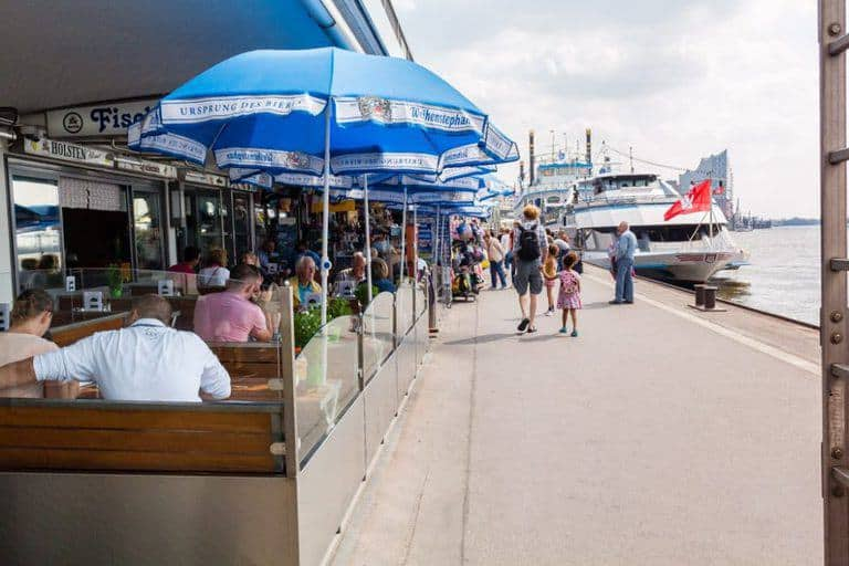 Hamburg habour - A City break guide to Hamburg packed full with top things to do in Hamburg, where to eat in Hamburg and why visit this habour town. recipesfromapantry.com #hamburg #thingstodoinhamburg
