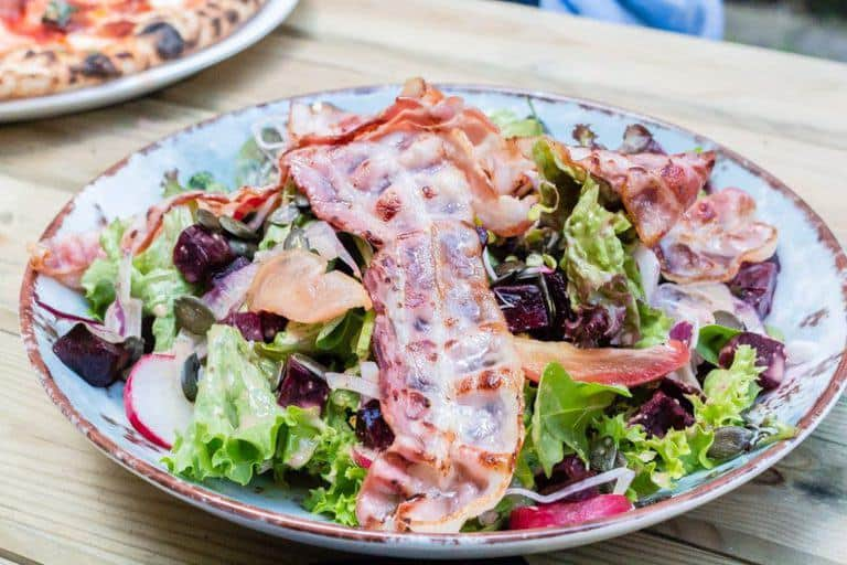 Salad - A City break guide to Hamburg packed full with top things to do in Hamburg, where to eat in Hamburg and why visit this habour town. recipesfromapantry.com #hamburg #thingstodoinhamburg