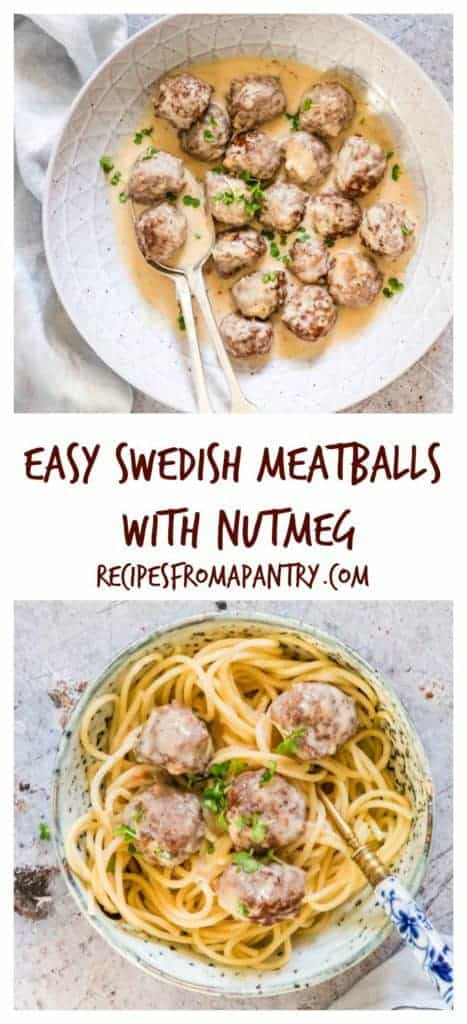 Jun 14, · These Swedish meatballs are so delicious, and easy to make too! From start to finish, you can have this meal on the table within 3o minutes, and your family will love it! This year, I have vowed to make meals as easy as possible from start to finish.4/4(1).