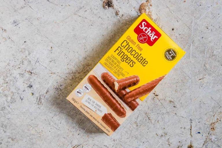 Schär Chocolate Fingers review
