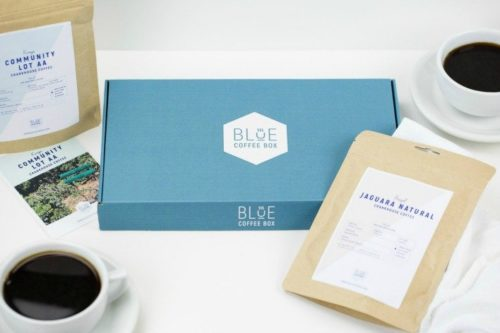 blue coffee box review - recipesfromapantry.com
