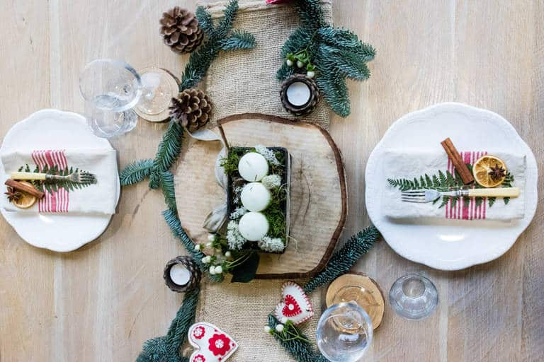 Instagram Table Setting iceland foods