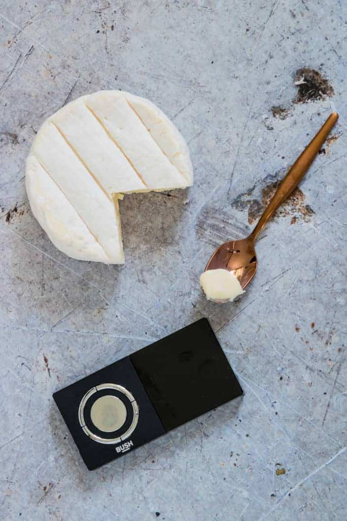 I recently had the opportunity to try the Castello cheese, Extra Creamy Brie, in a unique and interesting way. Discover what I learned in this post. #castellocheese