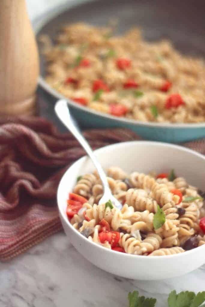 vegan instant pot recipe for pasta