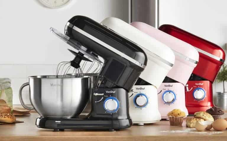 VonShef 800W Stand Mixer review