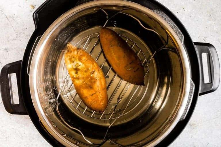 Sweet Potatoes in the Instant Pot