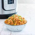 Instant Pot Mexican Rice + Video Tutorial {Gluten-Free, Vegan}