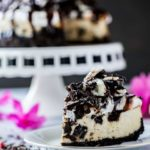 Instant Pot Cheesecake with Oreos + Tutorial