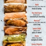 for the instant pot or pressure cooker