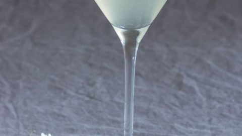 Lemon Drop Martini {Gluten-Free, Vegan}