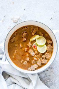 African Pepper Soup + Tutorial {Gluten-Free, Paleo, Keto}
