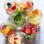 7 Infused Water Recipes {Gluten free, Vegan, Low Carb, Keto, Paleo, Whole30}