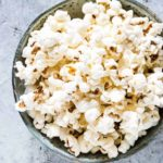 Instant Pot Popcorn + 4 Variations and Video {Gluten-Free, Vegan}
