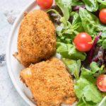 Air Fryer Chicken Thighs  + Tutorial {Keto, Gluten-Free, Low Carb}