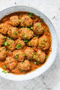 Easy Instant Pot Meatballs {Keto Meatballs} From Fresh Or Frozen {Low Carb, Gluten-Free, Paleo}