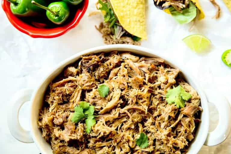 Instant Pot Pulled Pork + Tutorial - Recipes From A Pantry