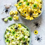 Monster Halloween Popcorn {Gluten-free}