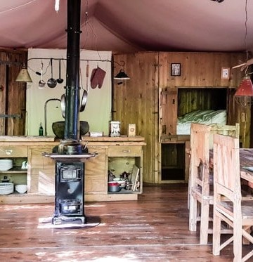 Feather Down Farms Glamping UK