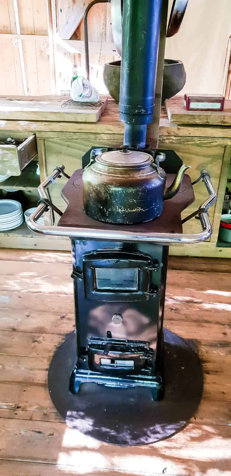 stove in tent,Feather Down Farms Glamping UK