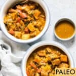 PUMPKIN PLANTAIN CURRY