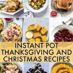 Instant Pot Thanksgiving Recipes Menu