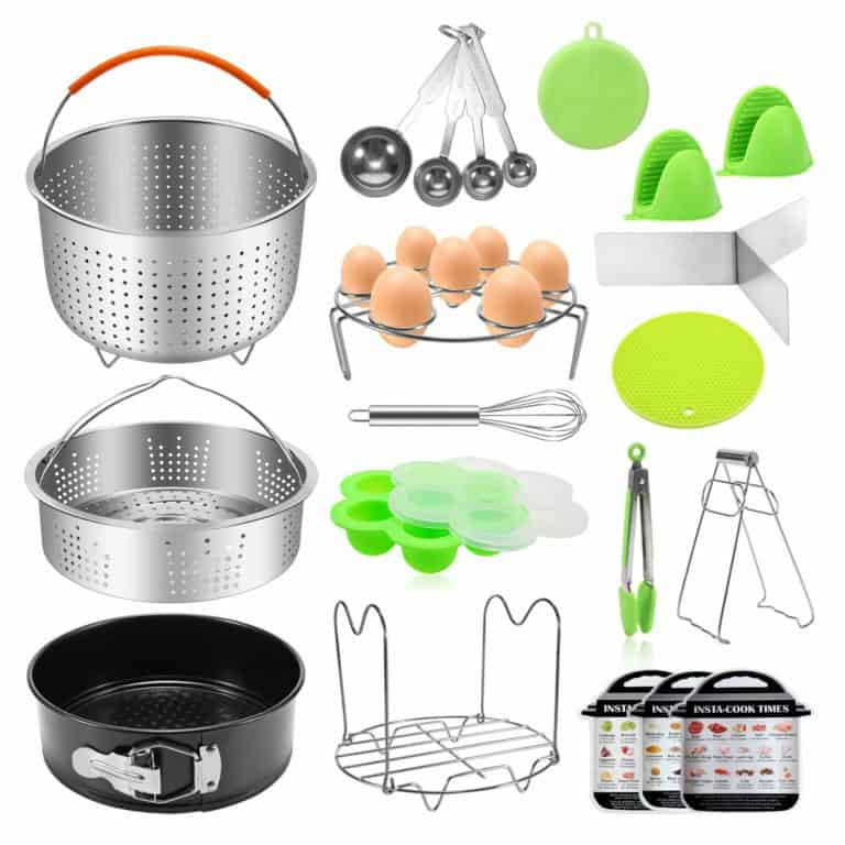 Incredible 22 Must Have Instant Pot Accessories From An Avid User Beatyapartments Chair Design Images Beatyapartmentscom