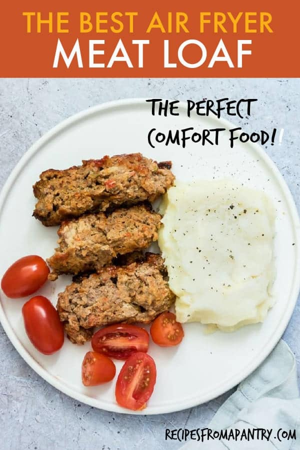The best air fryer Meat Loaf