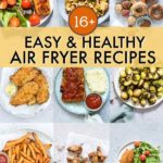 Easy Healthy Air Fryer Recipes {Weight Watchers, Under 425 Calories}