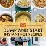 25 instant pot dump recipes header image