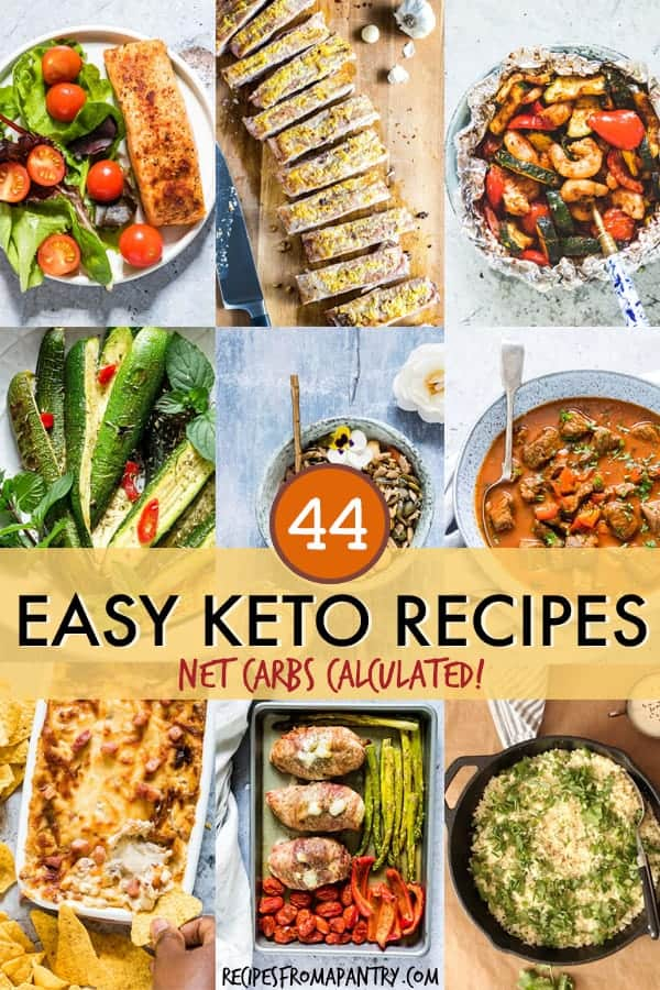 44 Easy Keto Recipes You'll Want to Make Right Now
