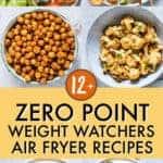 ZERO POINT AIR FRYER WEIGHT WATCHERS RECIPES