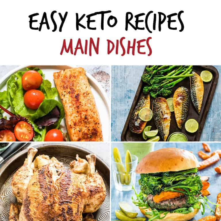 44 Easy Keto Recipes You Ll Want To Make Right Now Recipes From A