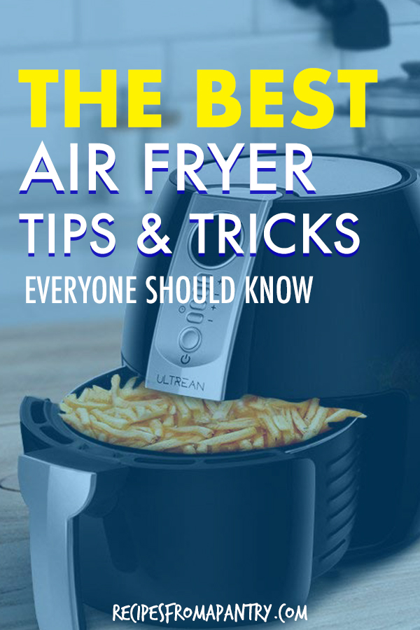 An air fryer with french fries in the basket