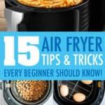 AIR FRYER TIPS FOR BEGINNERS