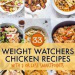 33 Weight Watchers Chicken Recipes