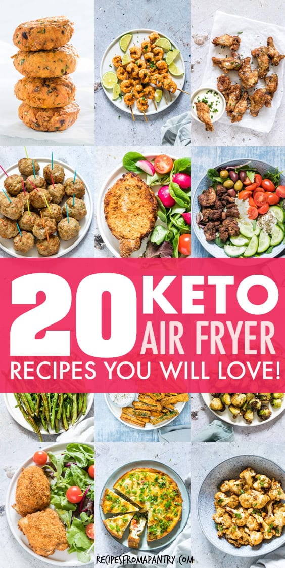 20 Keto Air Fryer Recipes Recipes From A Pantry