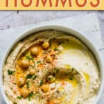 THE CREAMIEST INSTANT POT HUMMUS