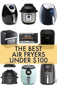 The best air fryers under $100