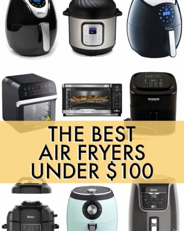 The best air fryers under $100
