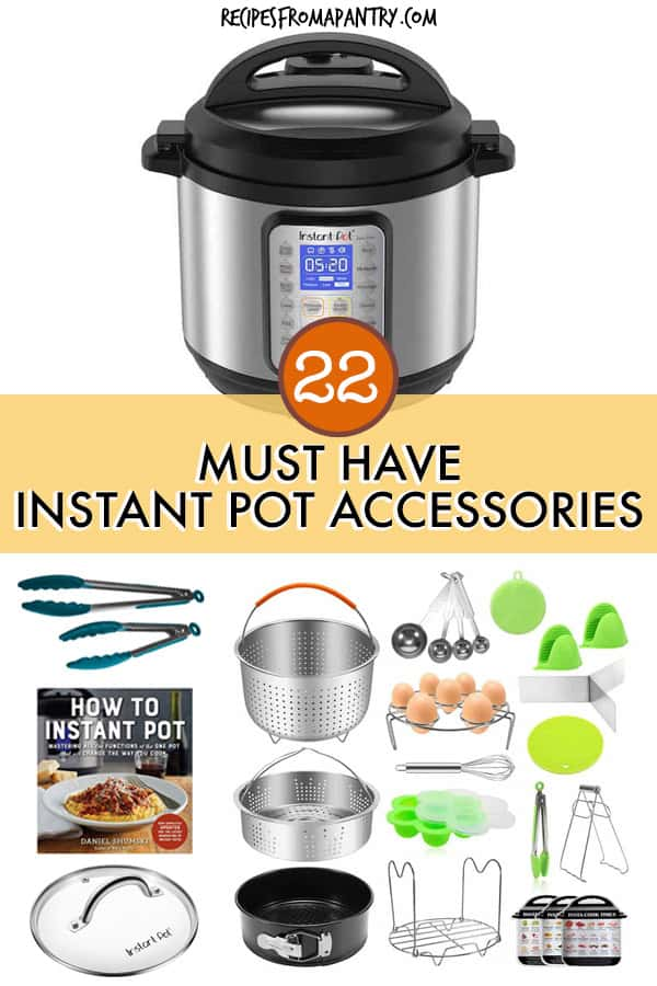 Peachy 22 Must Have Instant Pot Accessories From An Avid User Beatyapartments Chair Design Images Beatyapartmentscom