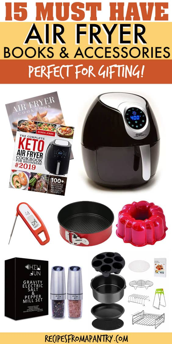 15 must have air fryer accessories