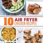 AIR FRYER CHICKEN\ RECIPE