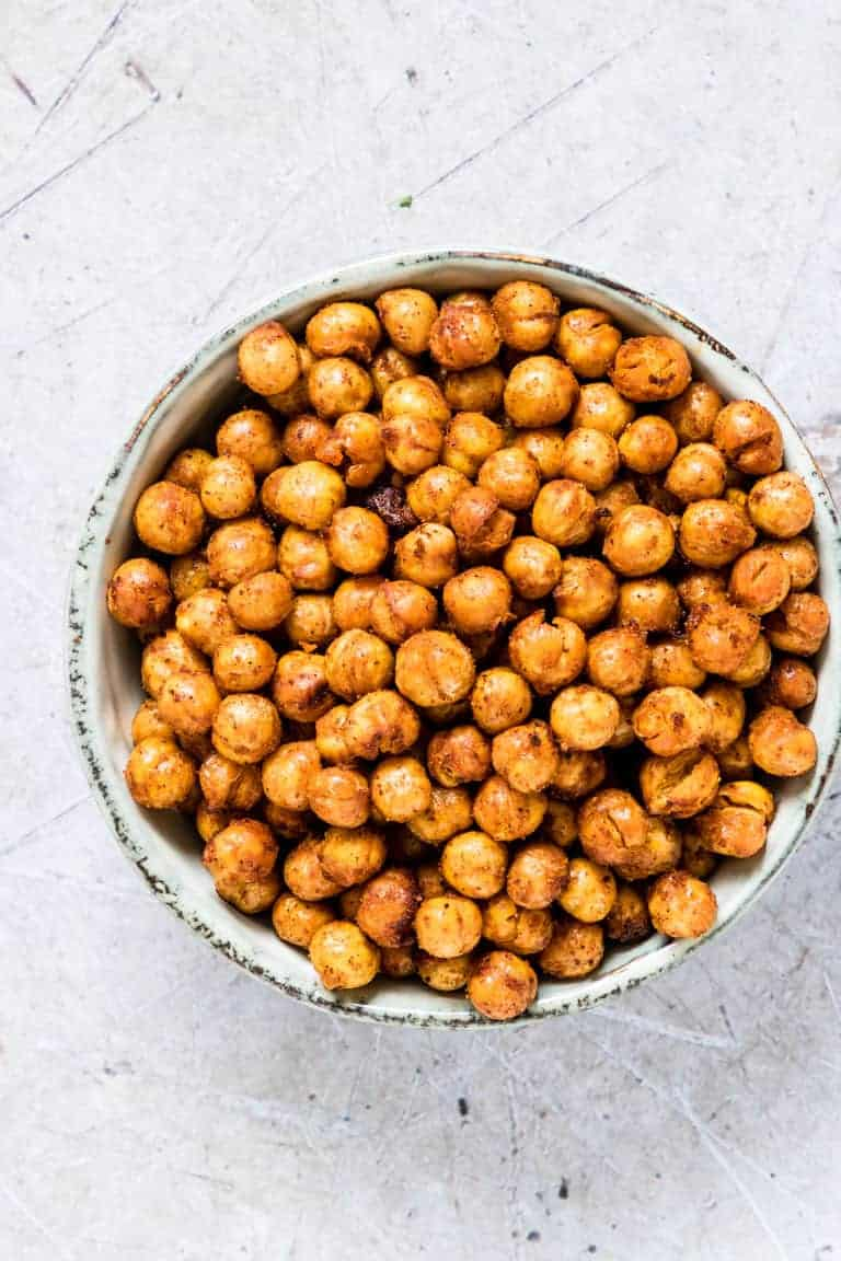 Air Fryer Chickpea