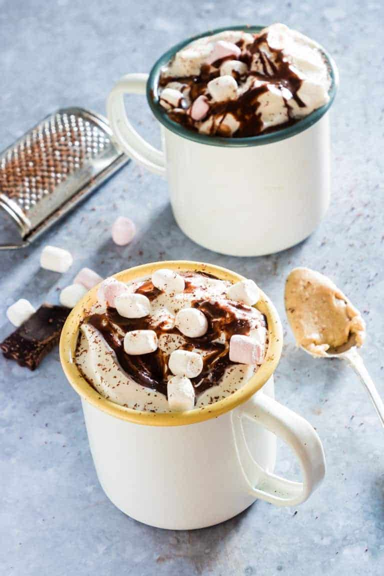 Peanut Butter Instant Pot Hot Chocolate Recipes From A